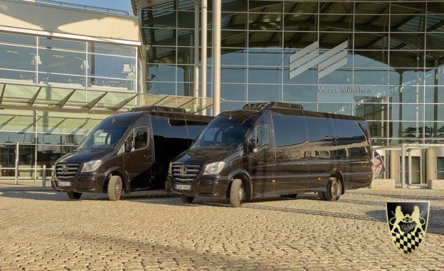 bus f r 16 personen mercedes sprinter busservice. Black Bedroom Furniture Sets. Home Design Ideas